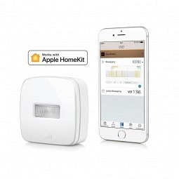Eve Motion - Smarter Bewegungssensor für Apple HomeKit