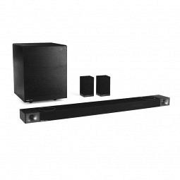 'Klipsch - Cinema 1200 - 54''  5.1.4 Soundbar Dolby Atmos  - black'