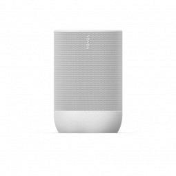 Sonos Move - Grossartiger Sound für drinnen und draussen - white