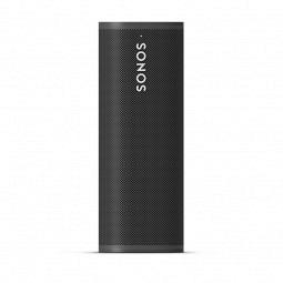 Sonos Roam, Portabler Smart Speaker, schwarz