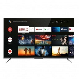 TCL 75P715 75 Zoll UHD Android TV mit Edge LED