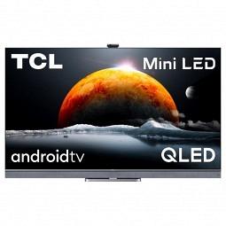 TCL 55C825 mLED TV - 55 Zoll Q1000 mLED 100Hz DV IQ, HF, Android TV, DA